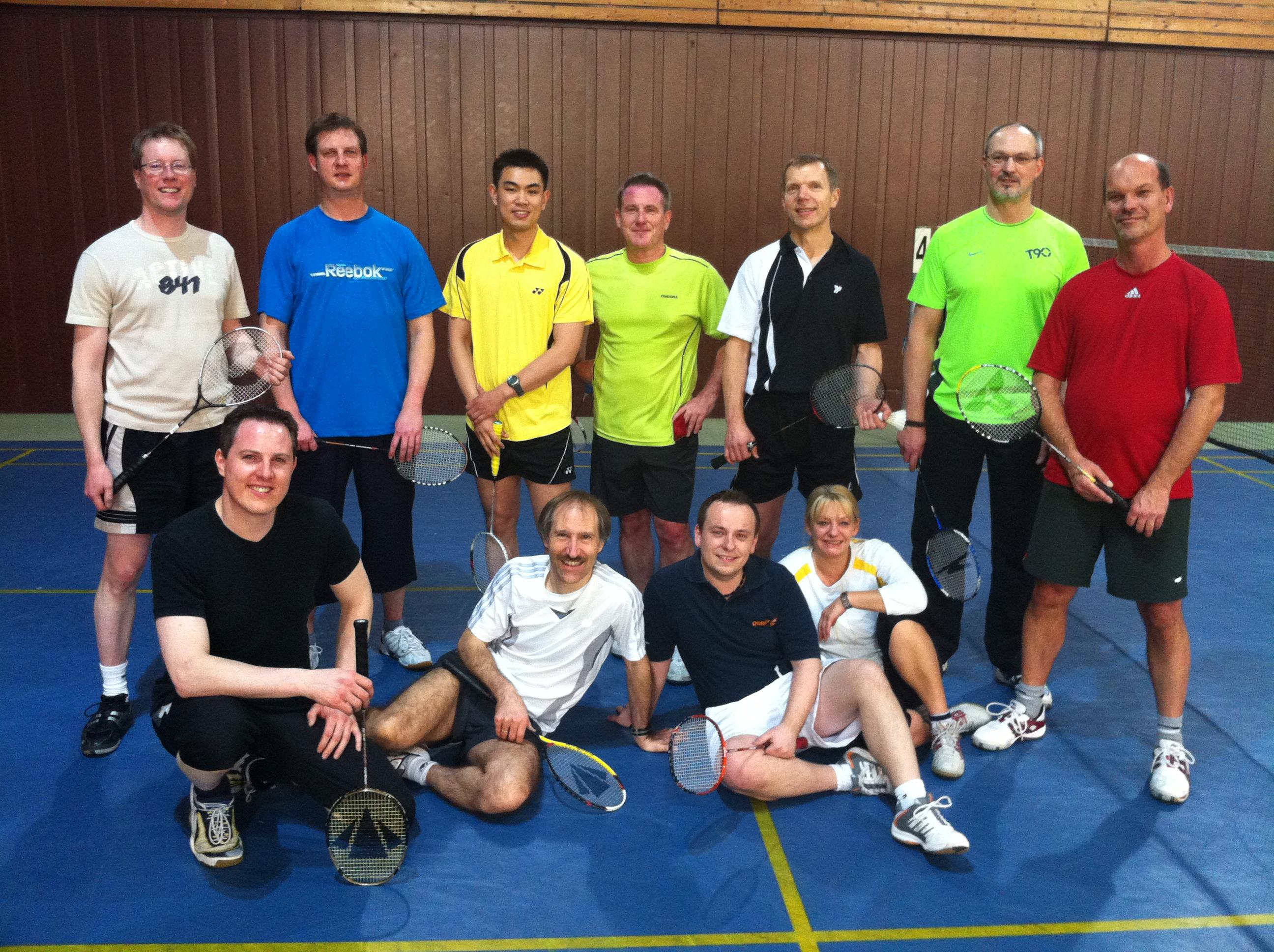Badminton München