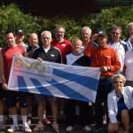 Acht Spieler -innen aus Eichstätt sowie 12 Spieler -innen aus Augsburg durften im Freundschaftsturnier in meist ausgeglichenen Runden antreten!