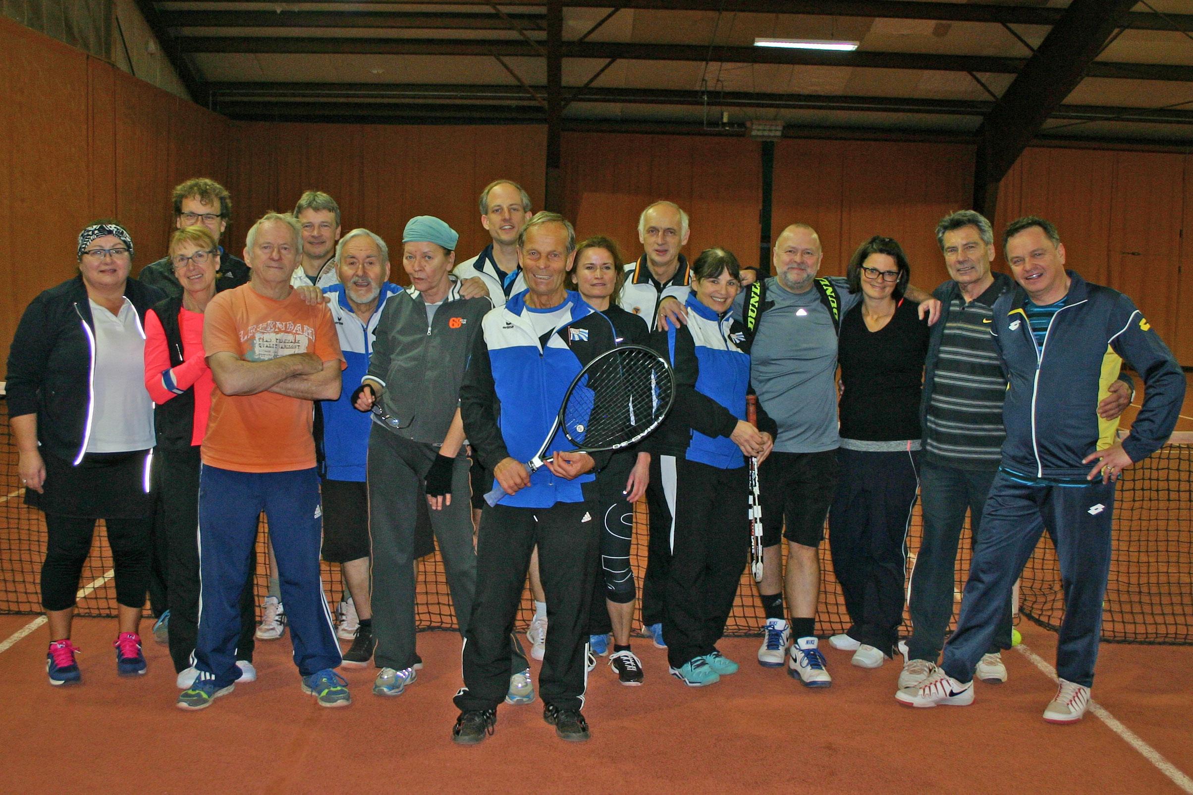 SVO Augsburg Tennis - Weihnachtsturnier
