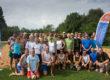Gruppenbild SVO Beach-Vollyball Sportfest 2017