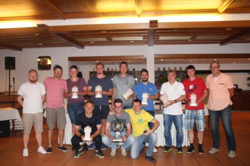 Teilnehmer bei SV OSRAM SoccerCup 2018