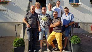 SVO-Präsidiumssitzung @ Landgasthof Asum